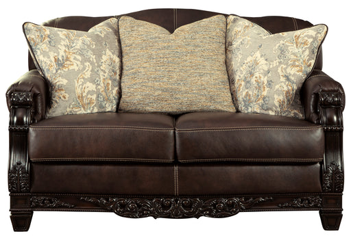 Embrook Loveseat - Canales Furniture