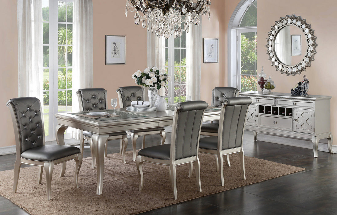 Liboria II Dining Room Set - Canales Furniture