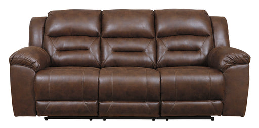 Stoneland Reclining Power Sofa - Canales Furniture