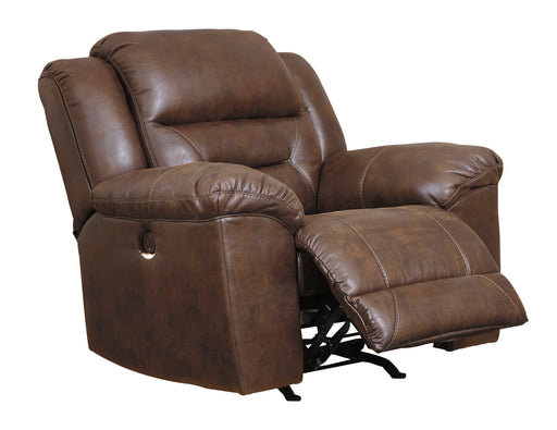 Stoneland Power Rocker Recliner - Canales Furniture