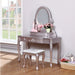 Caroline Vanity Desk - Canales Furniture