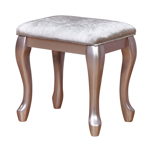 Caroline Vanity Stool - Canales Furniture