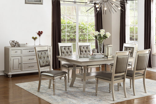 Silverstry Dining Room Set - Canales Furniture
