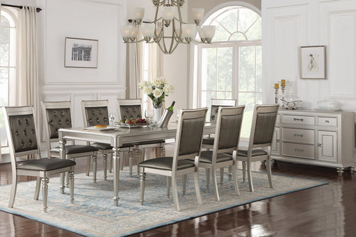 Silverstry II Dining Room Set - Canales Furniture