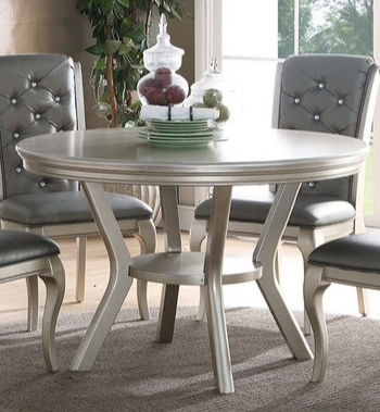 Round Dining Table - Canales Furniture