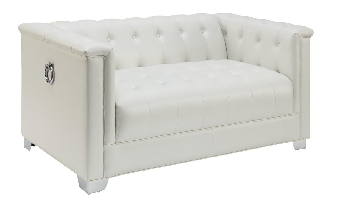 Chaviano Loveseat - Canales Furniture