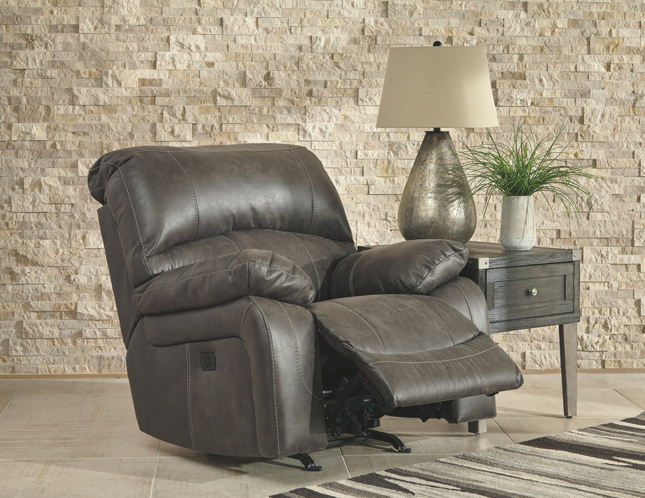 Dunwell Signature Design by Ashley Recliner - Canales Furniture