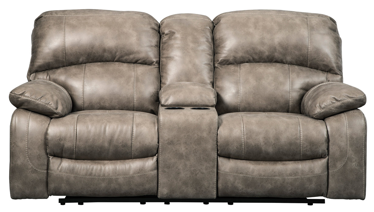 Dunwell Signature Design by Ashley Loveseat - Canales Furniture