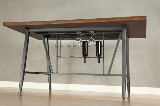 Lazareth Counter Height Table - Canales Furniture