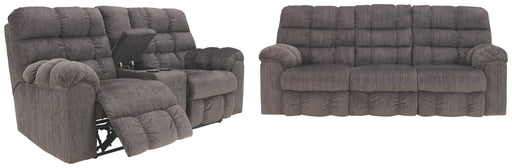Acieona Signature Design 2-Piece Living Room Set - Canales Furniture