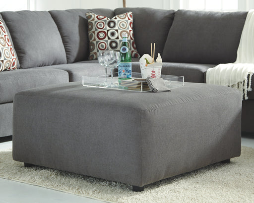Jayceon Signature Design by Ashley Ottoman - Canales Furniture