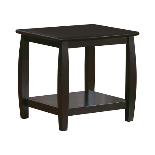 Willemse End Table - Canales Furniture