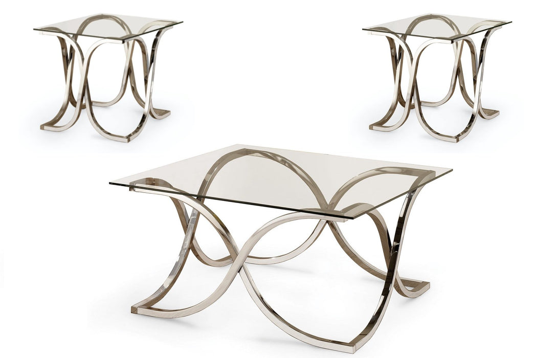 Tess Occasional Table Set - Canales Furniture