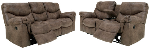 Alzena Signature Design 2-Piece Living Room Set - Canales Furniture