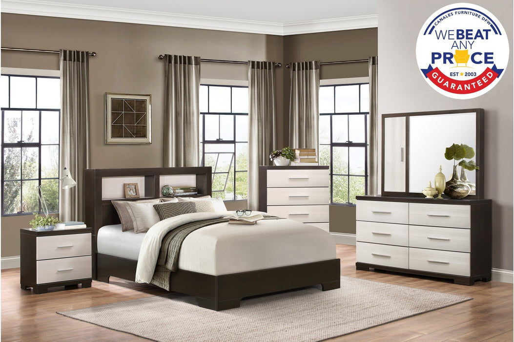 Pell Bed - Canales Furniture