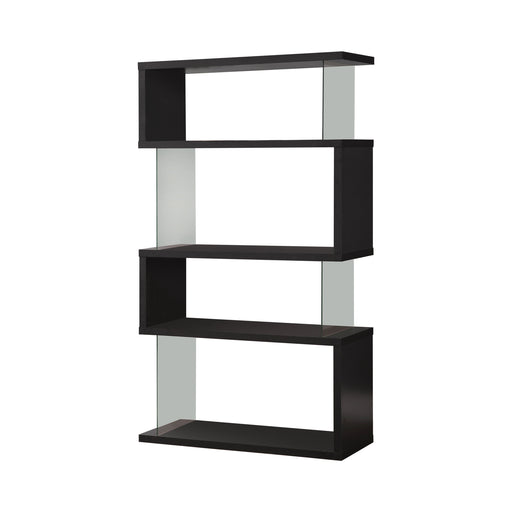 4-Tier Bookcase - Canales Furniture