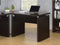 Skylar Extension Desk Cappuccino