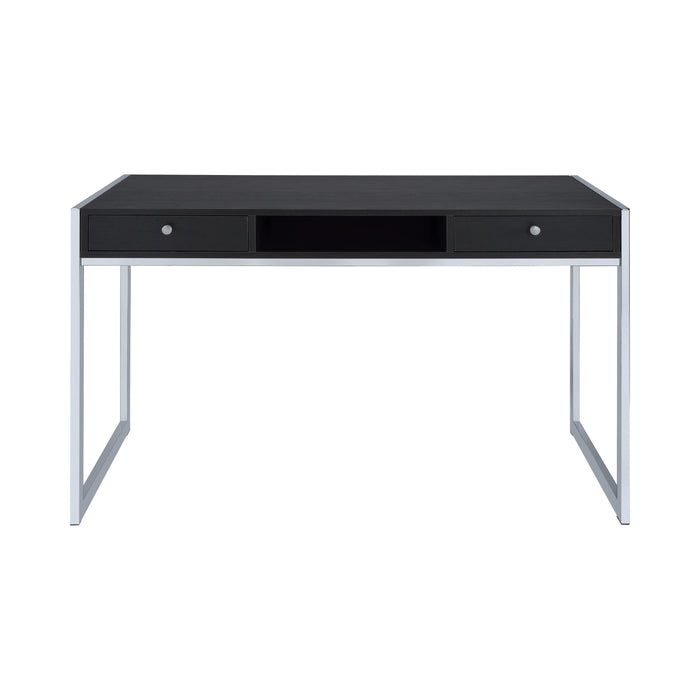 Wallice 2-Drawer Writing Desk - Canales Furniture