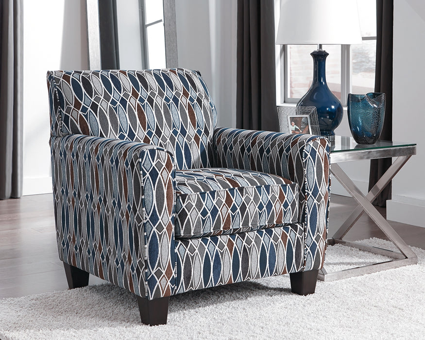 Creeal Heights Accent Chair - Canales Furniture