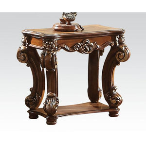 Vendome Side Table Side Table Acme Furniture Side Table