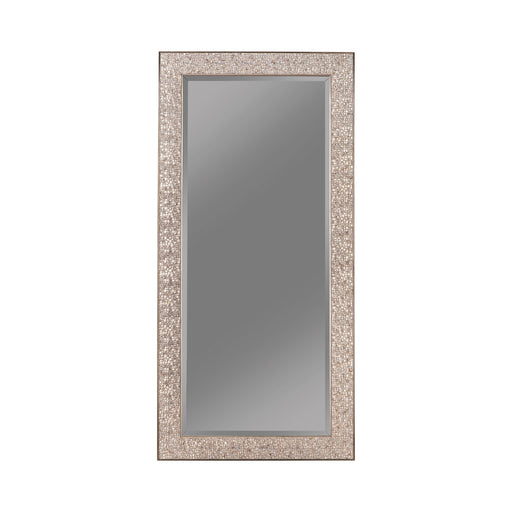 Rectangular Floor Mirror - Canales Furniture