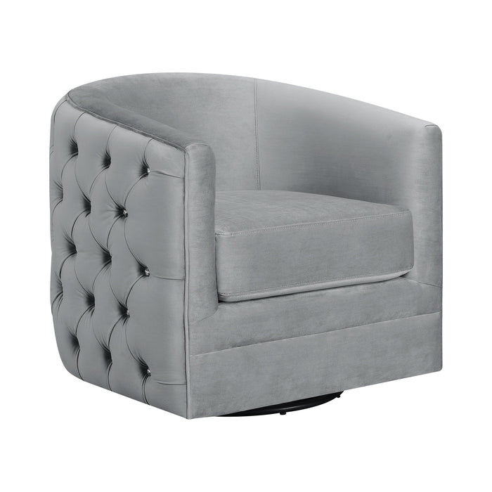 Swivel Accent - Canales Furniture