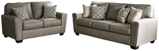 Calicho Benchcraft 2-Piece Living Room Set - Canales Furniture