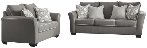 Domani Signature Design 2-Piece Living Room Set - Canales Furniture