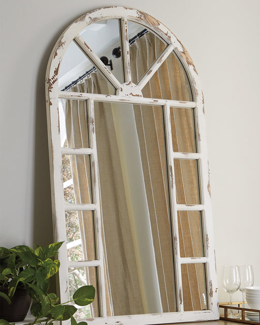 Divakar Accent Mirror - Canales Furniture