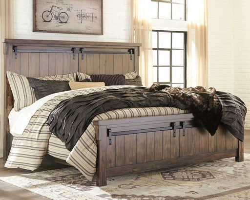 Lakeleigh Signature Design by Ashley Bed - Canales Furniture