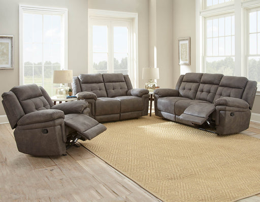 Anastasia Motion Living Room Set - Canales Furniture