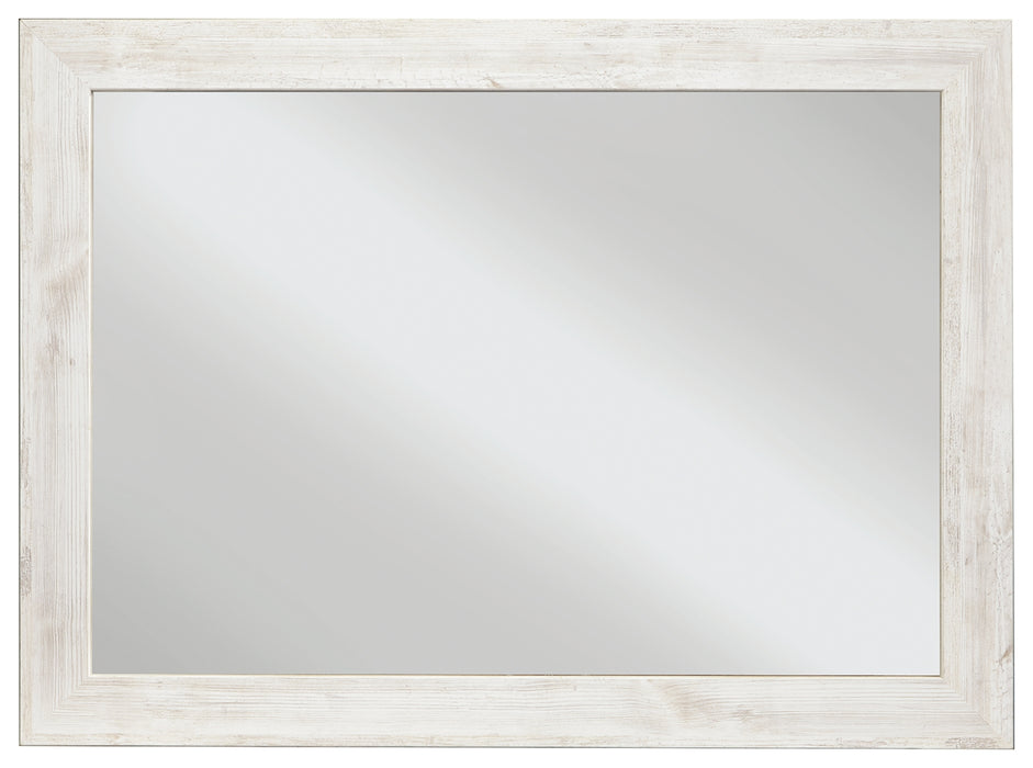 Paxberry Signature Design by Ashley Bedroom Mirror - Canales Furniture
