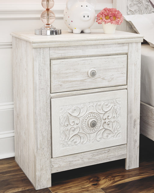 Paxberry Signature Design by Ashley Nightstand - Canales Furniture