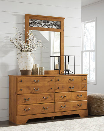 Bittersweet Signature Design by Ashley Bedroom Mirror - Canales Furniture