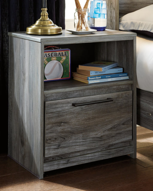 Baystorm Signature Design by Ashley Nightstand - Canales Furniture
