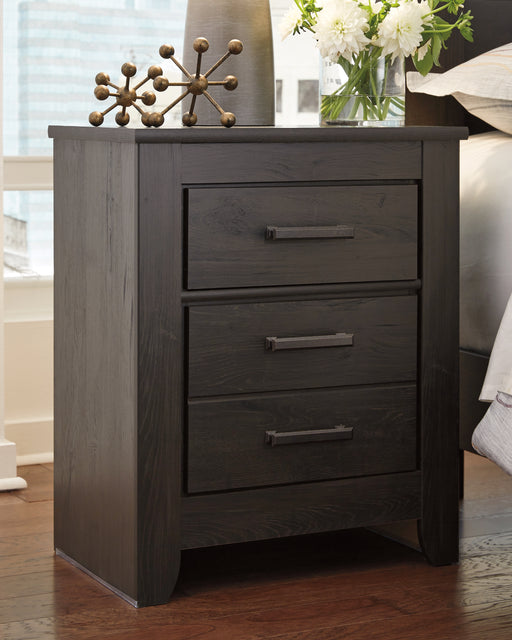 Brinxton Signature Design by Ashley Nightstand - Canales Furniture
