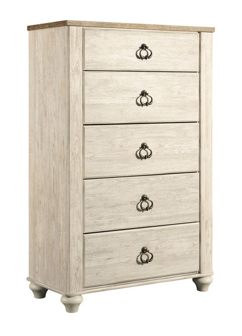 Willowton Chest - Canales Furniture