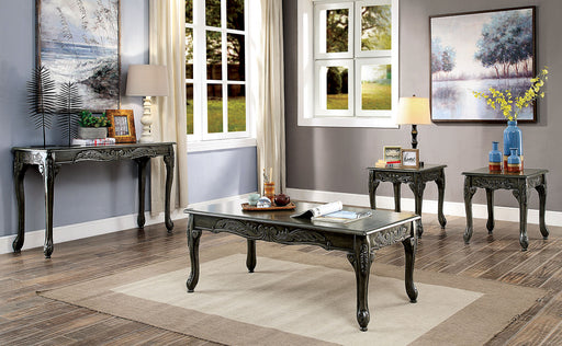 Cheshire Gray 3 Pc. Coffee Table Set - Canales Furniture