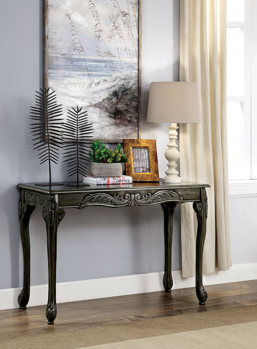 Cheshire Gray Sofa Table - Canales Furniture