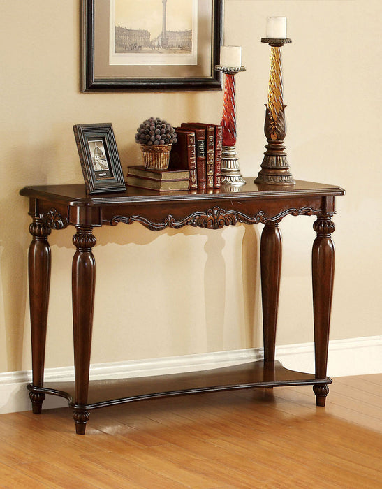 Bunbury Cherry Sofa Table - Canales Furniture