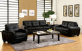 Blacksburg Black Sofa + Love Seat - Canales Furniture