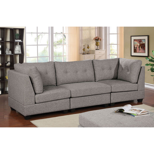 Pencoed Light Gray Sofa - Canales Furniture