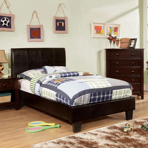 Villa Park Espresso Twin Bed - Canales Furniture