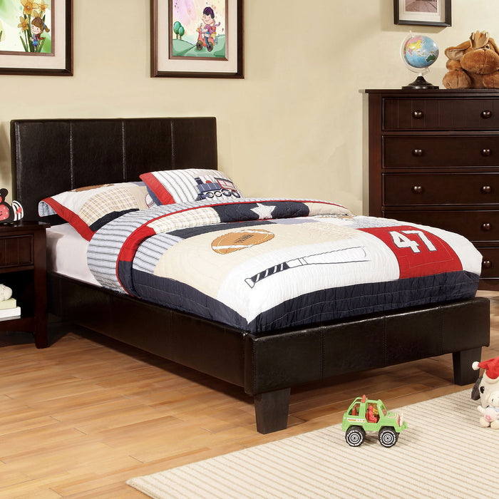 Winn Park Espresso Twin Bed - Canales Furniture