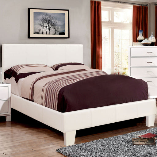 Winn Park White Queen Bed - Canales Furniture