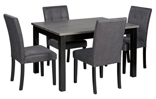Garvine Dining Set - Canales Furniture