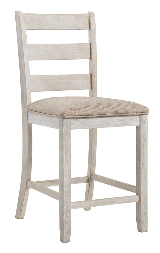 Skempton Upholstered Barstool - Canales Furniture