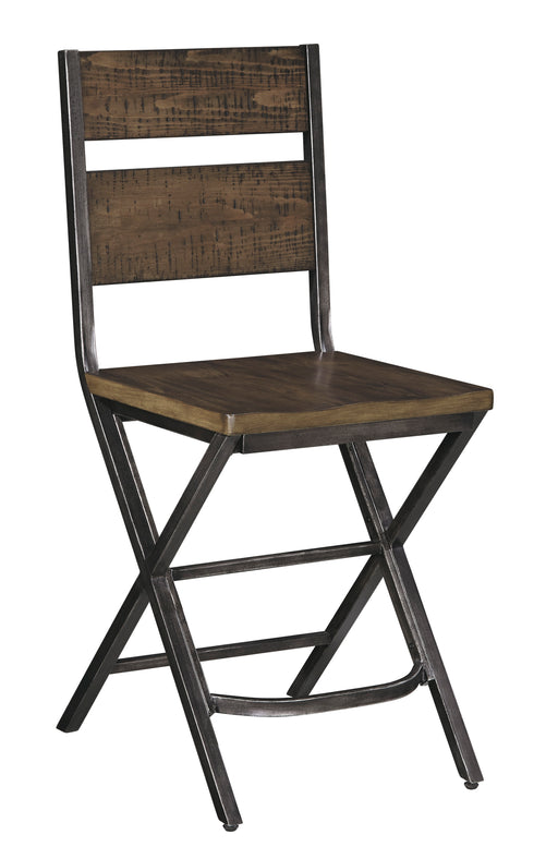 Kavara Signature Design Counter Height  Barstool - Canales Furniture