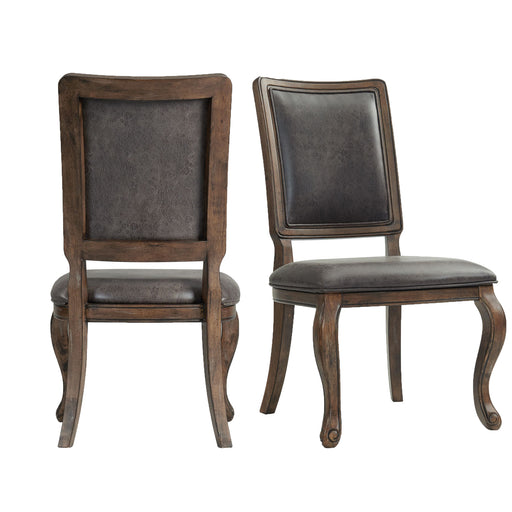 Gramercy Side Chair - Canales Furniture