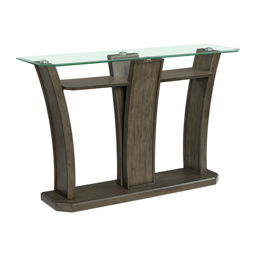 Dapper Grey Sofa Table - Canales Furniture
